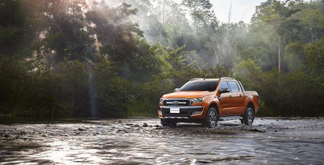 2015-ford-ranger-wildtrak-river  Wildtrak Ready to Take on the World 2015 ford ranger wildtrak river