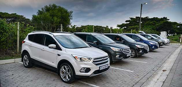 new ford kuga 2017 Travelogue: Exploring the New Ford Kuga Ford Kuga Fleet