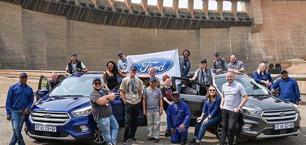 new ford kuga 2017 Travelogue: Exploring the New Ford Kuga Ford Kuga Media Staff Gariep