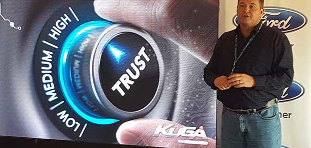 new ford kuga 2017 Travelogue: Exploring the New Ford Kuga Ford Kuga Presentation Neale Hill