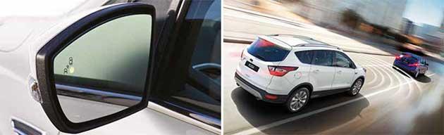 new ford kuga 2017 Travelogue: Exploring the New Ford Kuga FordKuga Side Mirror Distance Warning