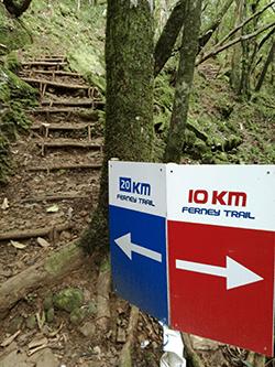 trail running mauritius Trail Running in Mauritius Signage Ferney Trail Run Mauritius