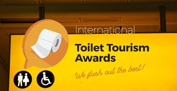 Αποτέλεσμα εικόνας για The Toilet Tourism Awards - 2018 Entries Open