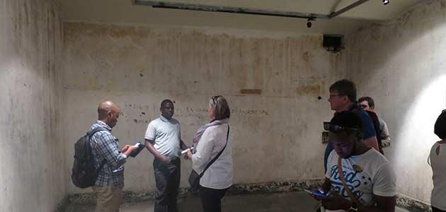 International Media Experience Madiba Magic Madiba Magic Press Cell