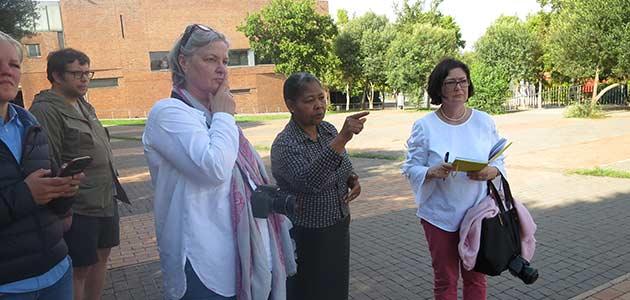 International Media Experience Madiba Magic Madiba Magic Press Tour
