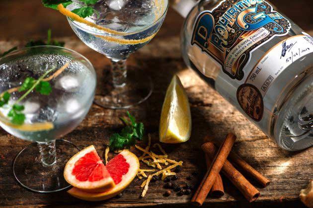 Silver Creek Distillery Launches Craft Gin Prohibition Craft Gin HR 4 e1527799748912