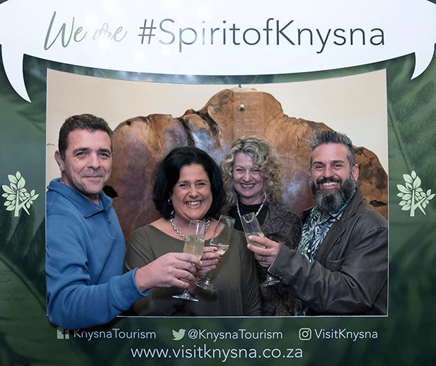 Knysna Tourism Launches #SpiritofKnysna Campaign Spiritofknysna Team