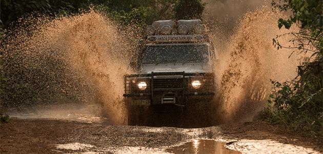 Africas-Last-Defender-Mud defender auction Africa's Last Defender up for Auction Africas Last Defender Mud