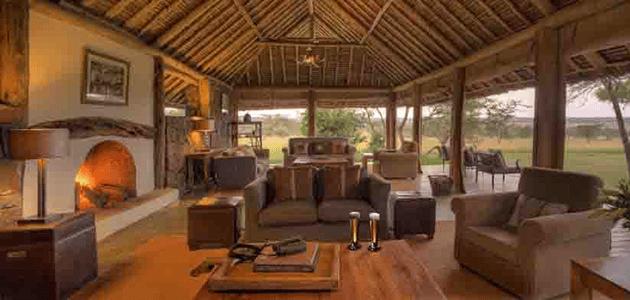 Eco-Friendly Lodges: Asilia Africa Asilia Naboisho Camp