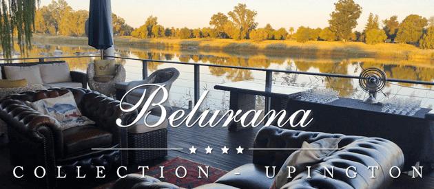 belurana river manor upington northern cape Belurana River Manor: Voted Best 4-Star B&B in Northern Cape Belurana River Manor Deck Logo