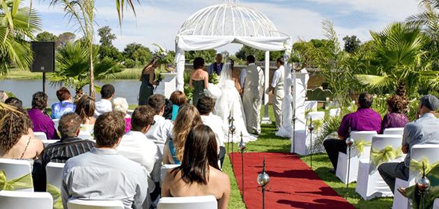 belurana river manor upington northern cape Belurana River Manor: Voted Best 4-Star B&B in Northern Cape Belurana River Manor Wedding
