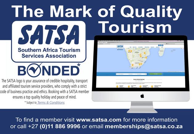 Business-Credibility-SATSA  The importance of Credibility in Tourism Business Credibility SATSA