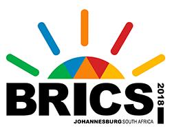 BRICS Established as Global Brand BRICS 2018 LOGO