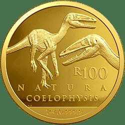 Gold Coin South Africa Unveils 2018 Gold Coin Series 100 SA Gold Coins 2018 Natura 1oz