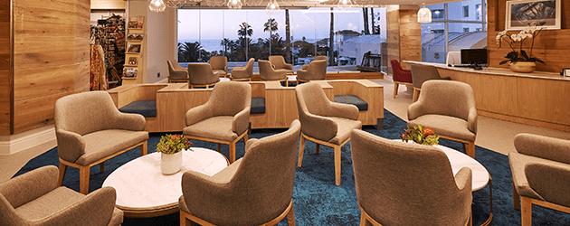 President Hotel Lounge