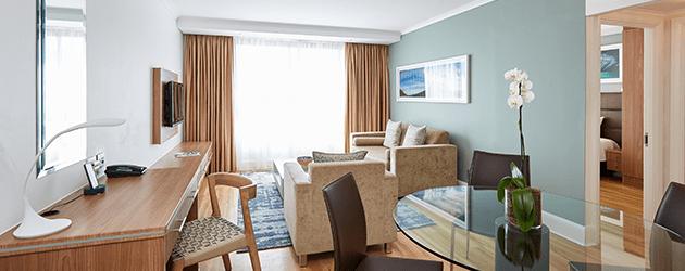 President Hotel Room