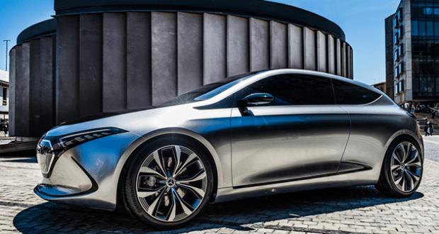 Mercedes-Benz Concept EQA at ZOETROPE