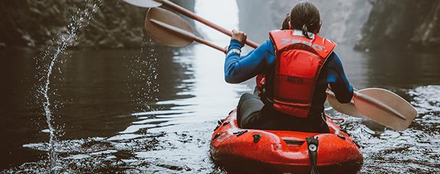Untouched Adventures Kayak