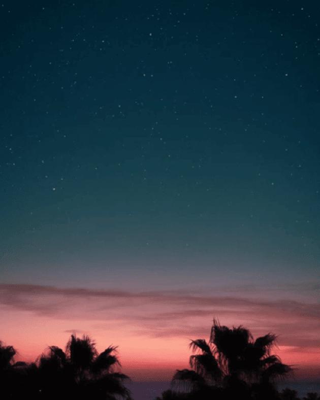 Camino de Santiago Sunset