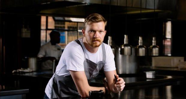 Chef Jack Coetzee
