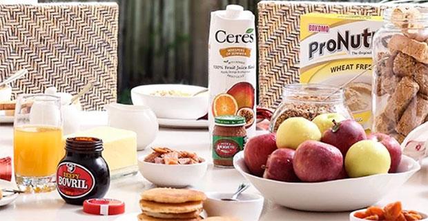 Image of pioneer foods brands