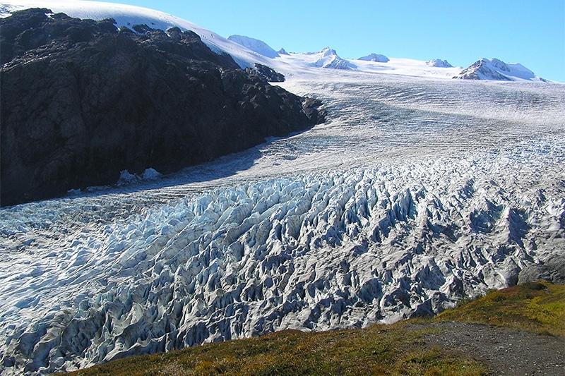 Exit Glacier Alaska