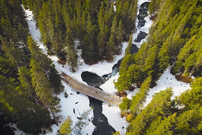 Winner Creek Alaska