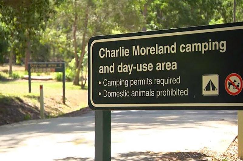 Charlie Moreland Camping Ground, Queensland