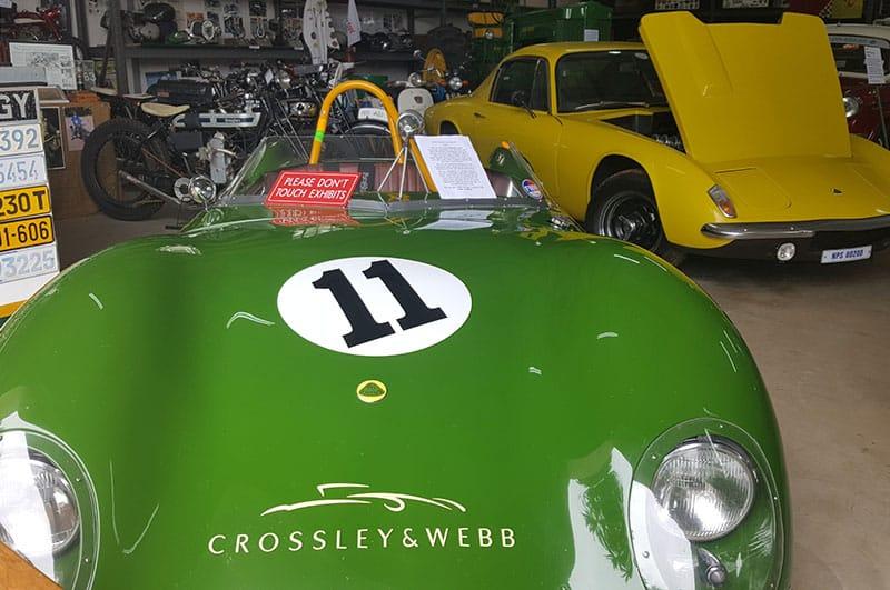 Munster Museum Vintage Cars