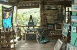 Studio of Andrew Gee, Seychelles