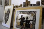 Paintings by Barbara Jenson, Seychelles