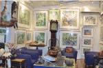 Michael Adams art studio, Seychelles