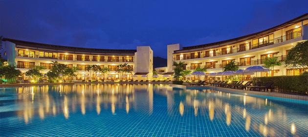 Arinara Bangtao Beach Resort, Phuket, Thailand